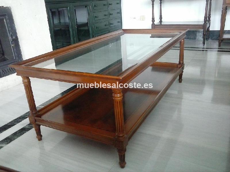 Mesas bajas de salon elegant com anuncios de mesa usada rectangular mesa usada rectangular with - Como hacer una mesa baja de salon ...
