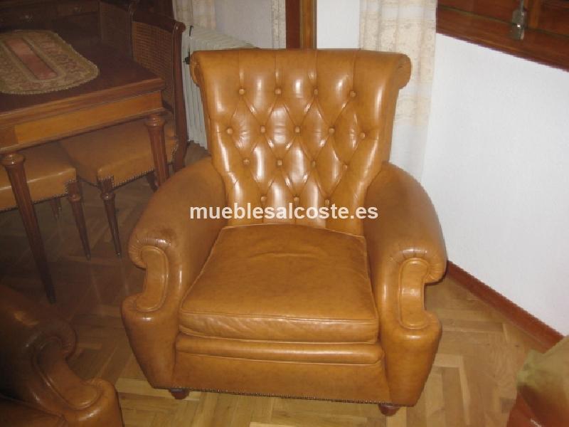 Pareja de sillones cod 15416 segunda mano - Sillones de segunda mano en madrid ...