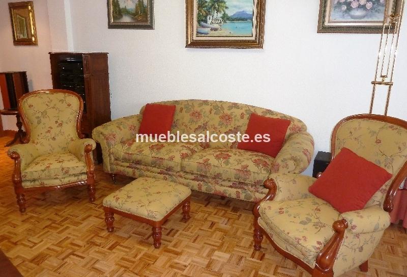 Juego de sillones cod 15498 segunda mano for Sillones segunda mano