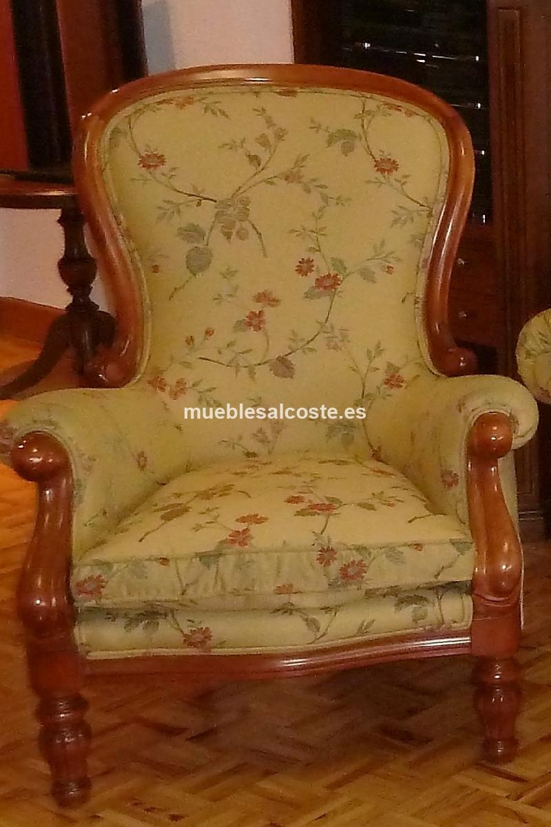 Juego de sillones cod 15498 segunda mano - Sillones de segunda mano en madrid ...