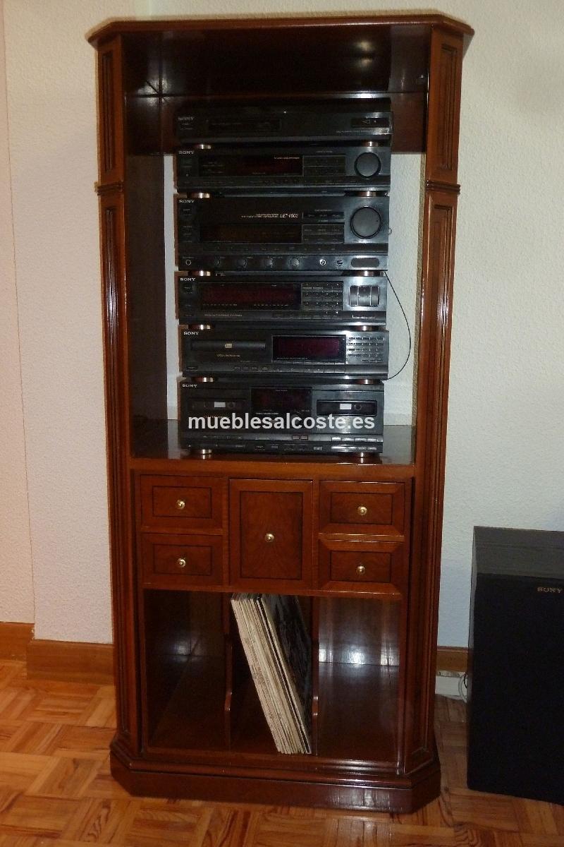 Mueble para equipo de musica cod 15506 segunda mano - Mueble para el televisor ...