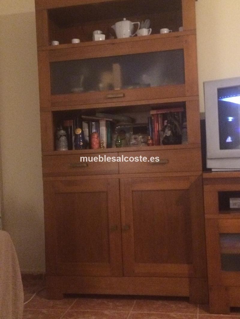 Estanterias 2 mesa de tv y aparador cod 15544 segunda for Mesa tv segunda mano