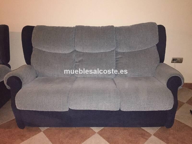 Sofa de tres plazas cod 15664 segunda mano - Sofa de segunda mano en sevilla ...