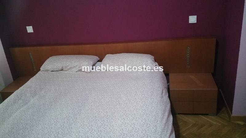 Cabecero y mesillas cod 15679 segunda mano - Cabecero y mesillas ...