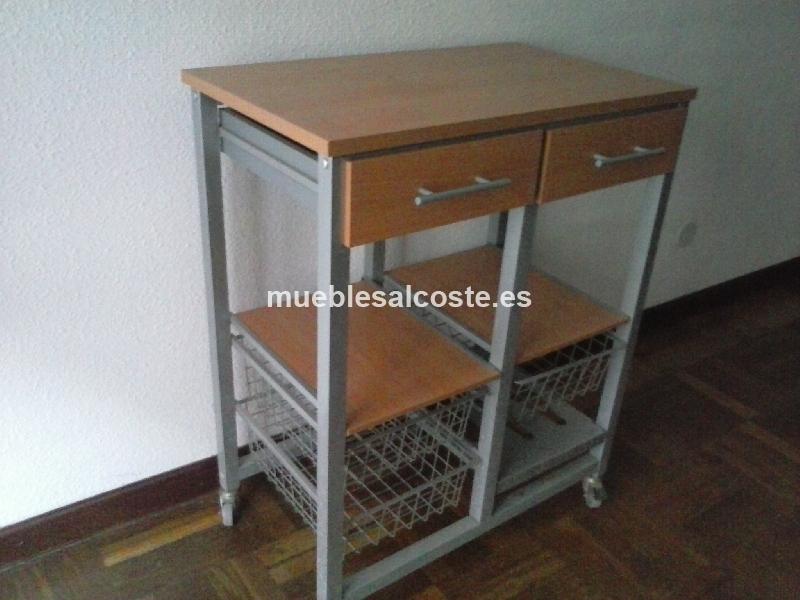 Vendo mueble de cocina multiuso 15682 segunda mano, Mueblesalcostees