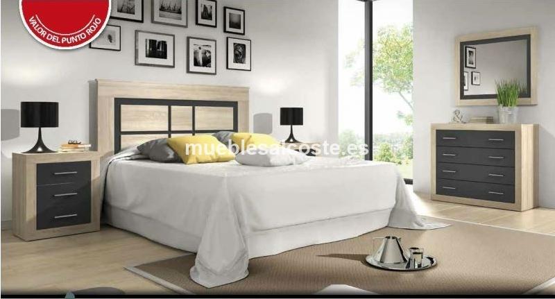Magnifico dormitorio matrimonio cod 15835 liquidacion for Muebles portillo sevilla