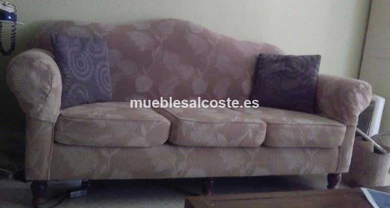 Rebaja final sofa clasico cod 18376 segunda mano for Sofa segunda mano sevilla
