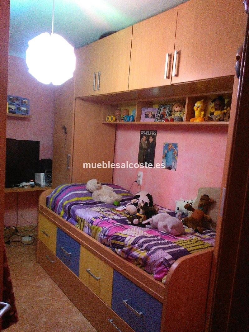 Habitacion juvenil estilo igual foto acabado igual foto for Habitacion juvenil completa