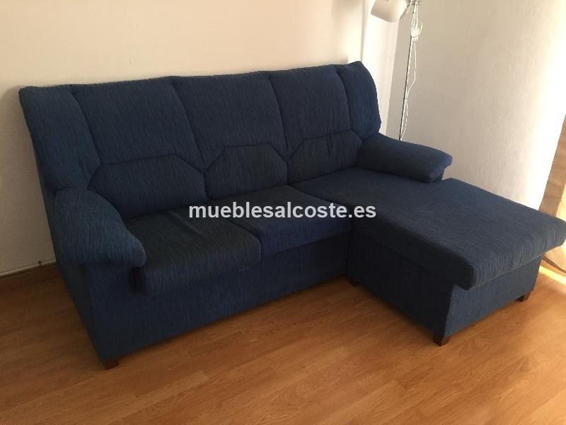 Conjunto sofa chaise longue 3 plazas sofa 2 plazas cod for Chaise longue segunda mano barcelona