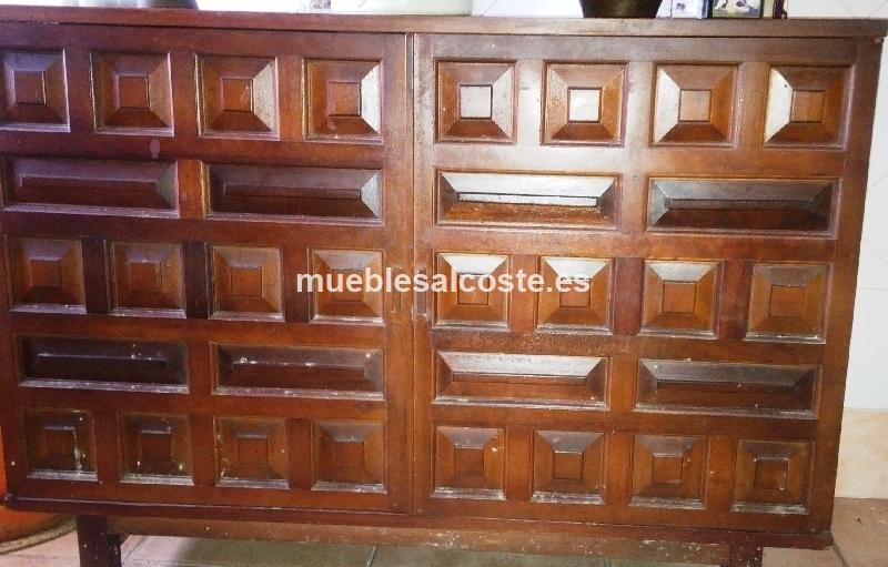 mueble estilo castellano cod 17118 segunda mano