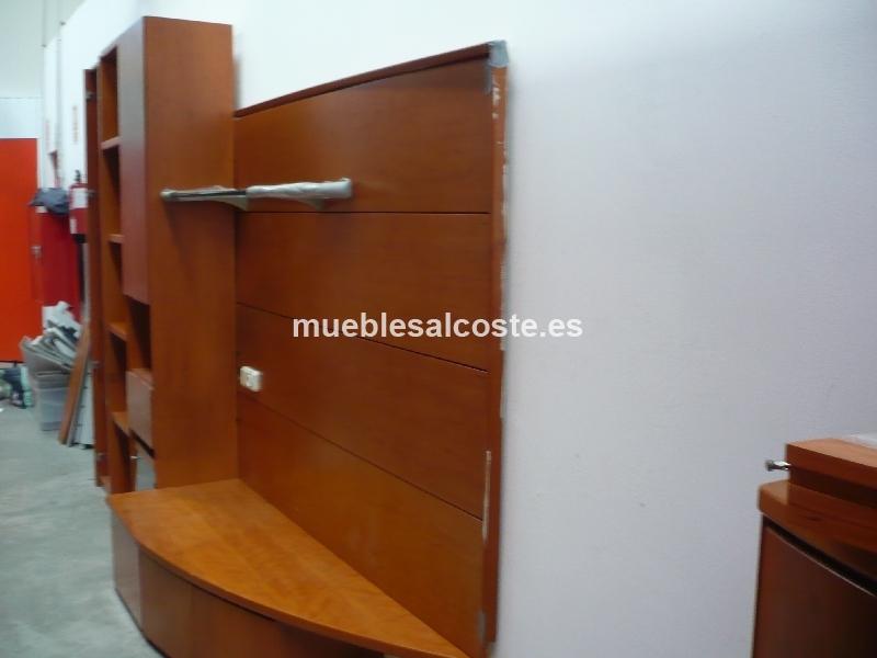 1 mueble estanterias comedor cod 17154 segunda mano - Estanterias comedor ...