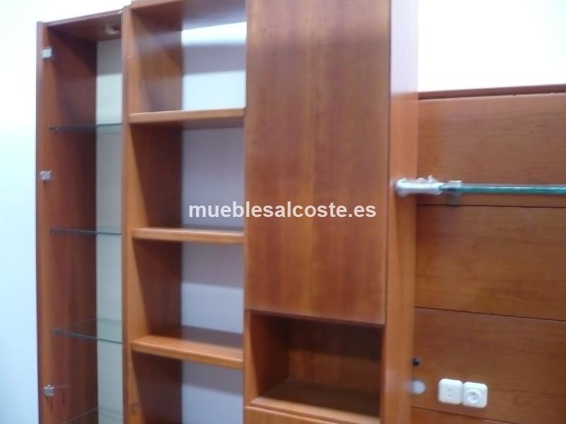 1 mueble estanterias comedor cod:17154 segunda mano, Mueblesalcoste.es