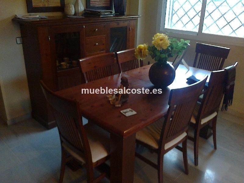 Muebles salon comedor cod 17176 segunda mano for Muebles comedor segunda mano