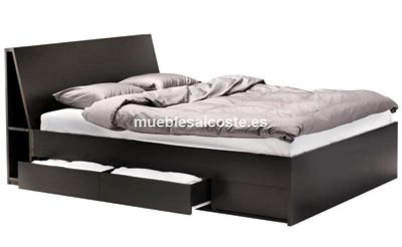 Cama y cabecero cod 17911 segunda mano - Cabecero de cama segunda mano ...
