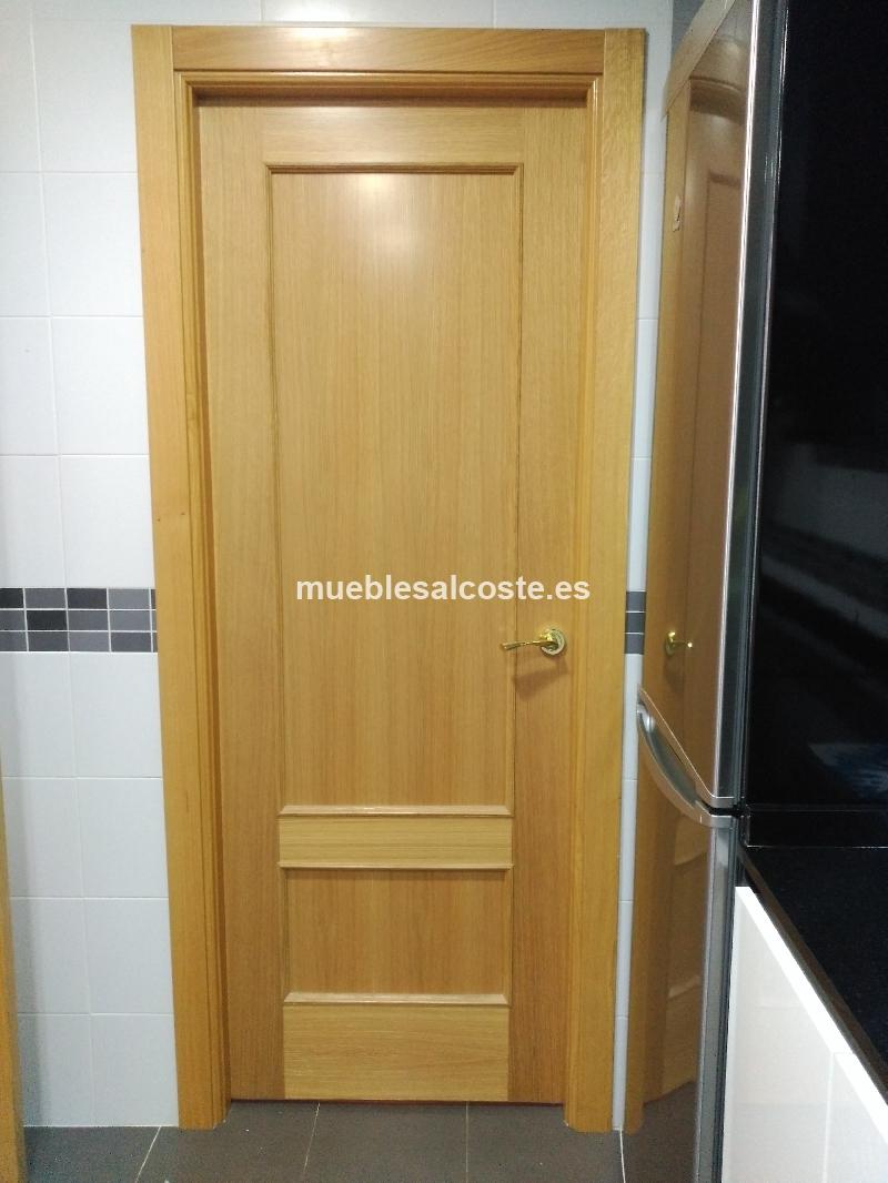 Puertas de interior cod 17293 segunda mano for Puertas de roble interior
