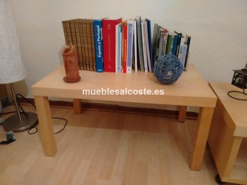 Mesa de tv y mesa de centro cod 17302 segunda mano for Mesa tv segunda mano