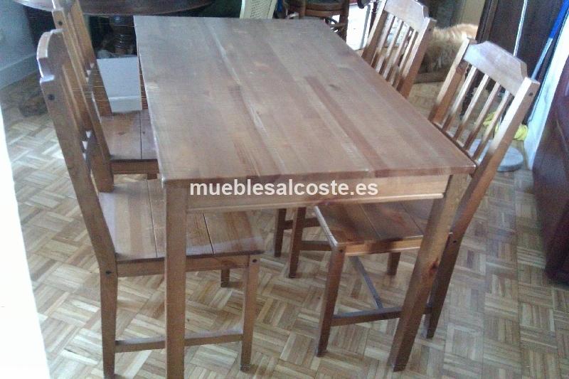 mesa de cocina cod:17320 segunda mano, Mueblesalcoste.es