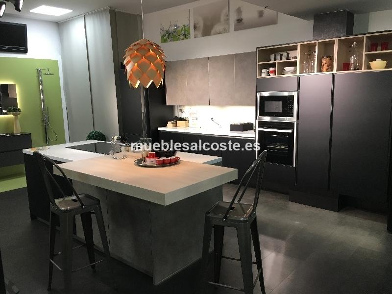 Cocina de exposicion neff nuevo cod 17325 segunda mano - Exposicion cocinas barcelona ...