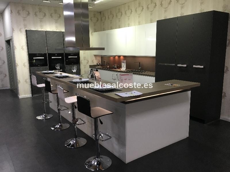 Ofertas en cocinas de exposicion dise os arquitect nicos for Cocinas en oferta