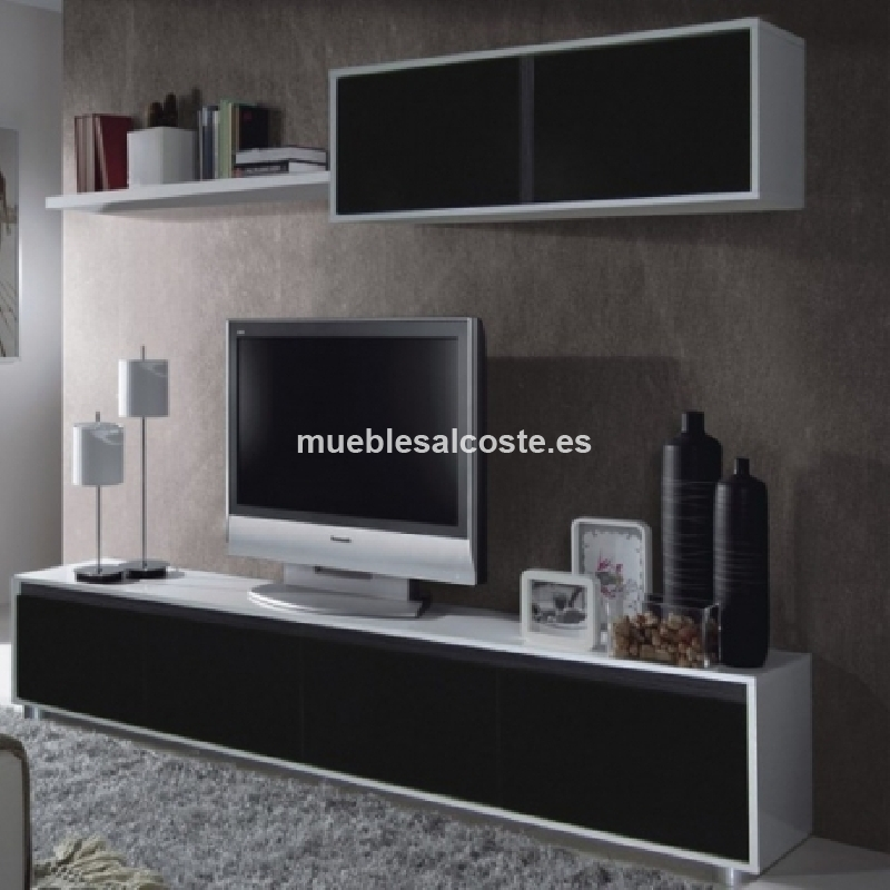 Mueble De Salon Moderno Cod 17773 Segunda Mano