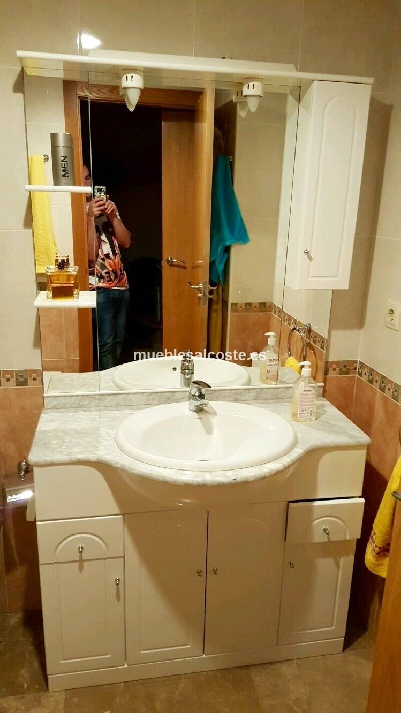 Mueble de bano cod 17843 segunda mano - Muebles de bano segunda mano ...