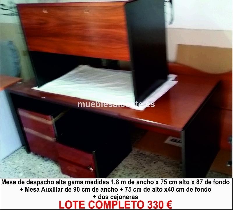 Muebles de oficina cod 17844 segunda mano for Muebles de oficina segunda mano murcia