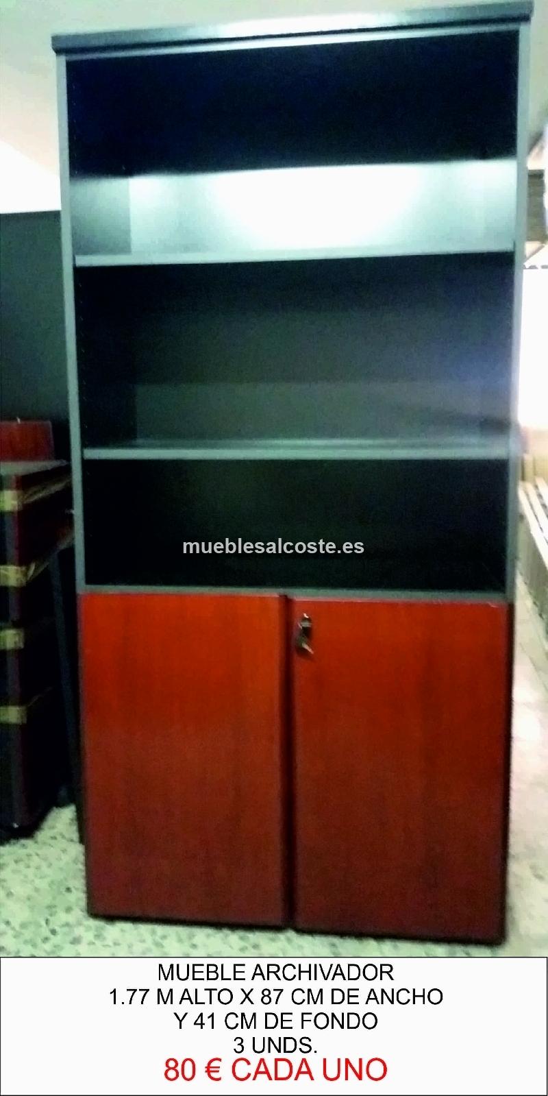 muebles de oficina cod 17844 segunda mano