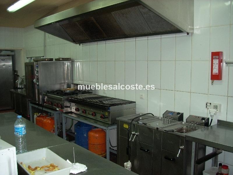 Horno fuego neveras lavavajillas todo para cocina for Cocina segunda mano