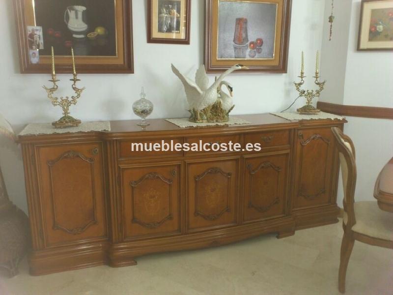 Muebles clasicos de salon comedor cod 17980 segunda mano - Muebles de salon segunda mano ...