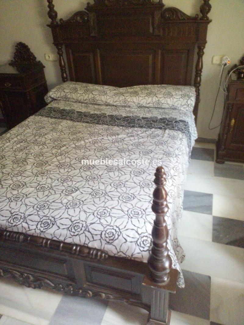 Dormitorio de matrimonio segunda mano excellent imagen - Mercadillo muebles segunda mano madrid ...