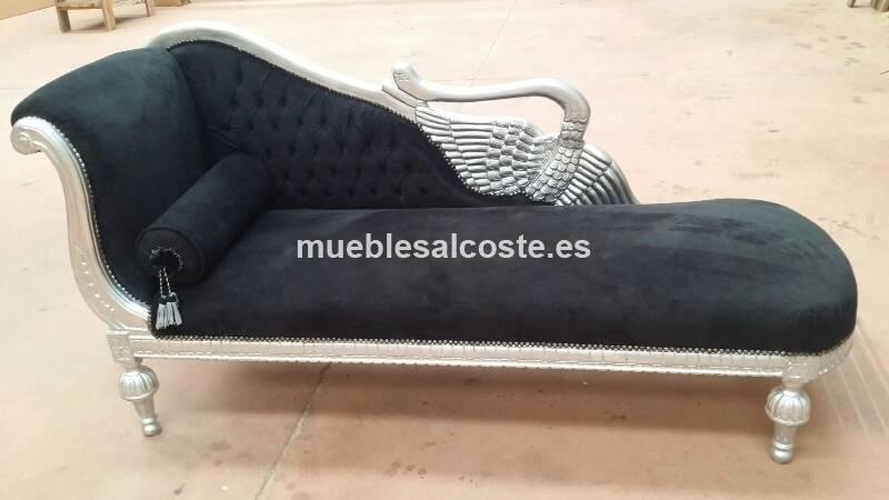 Divan Barroco Nuevo Cod 18207 Segunda Mano Mueblesalcoste Es