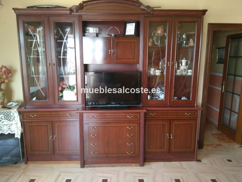 Mueble de salon cod 18226 segunda mano - Muebles de salon segunda mano ...