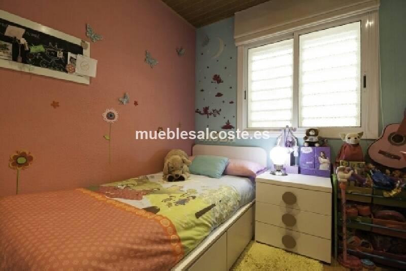 Habitacion infantil juvenil nina cod 18266 segunda for Habitacion infantil juvenil