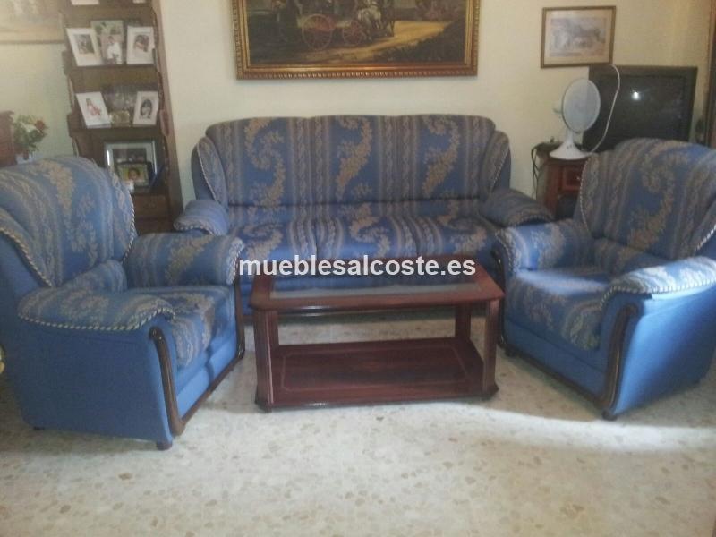 Conjunto de sofas cod 18506 segunda mano - Sofas de segunda mano en tarragona ...