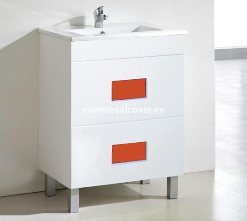 Mueble bano como este pero de un metro largio cod 18542 - Muebles de bano segunda mano ...