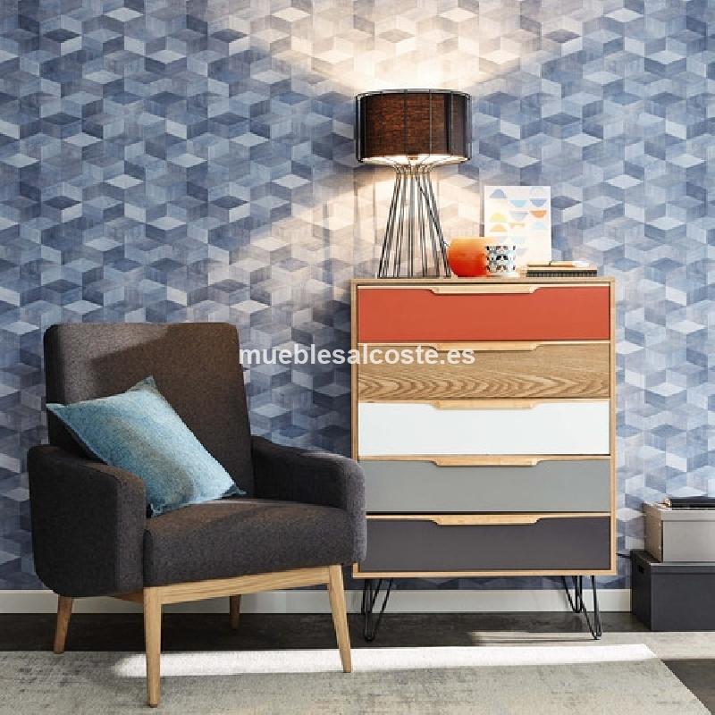 Muebles de comedor estilo vintage modernos 18574 segunda mano ...