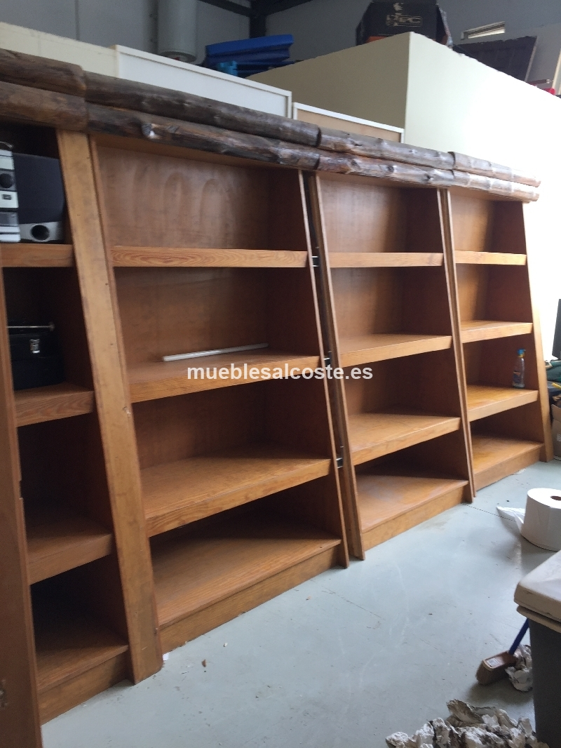 Muebles Bano Madera Maciza Ideas De Disenos