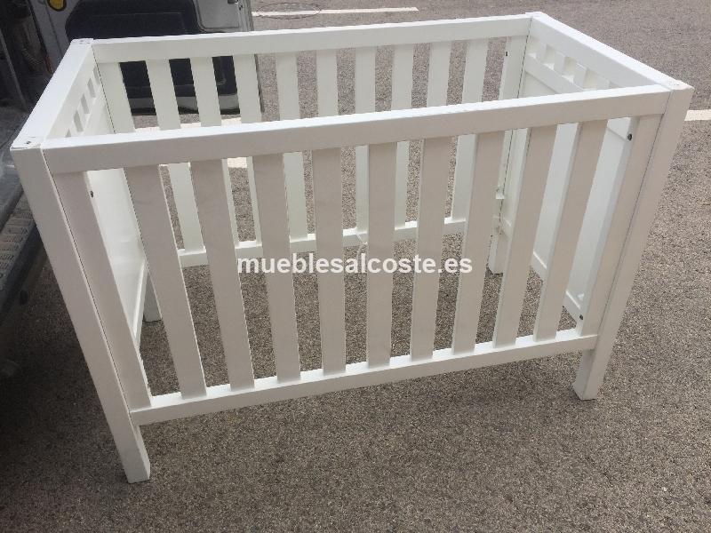 CUNA CON SOMIER cod:22562, liquidacion Mueblesalcoste.es