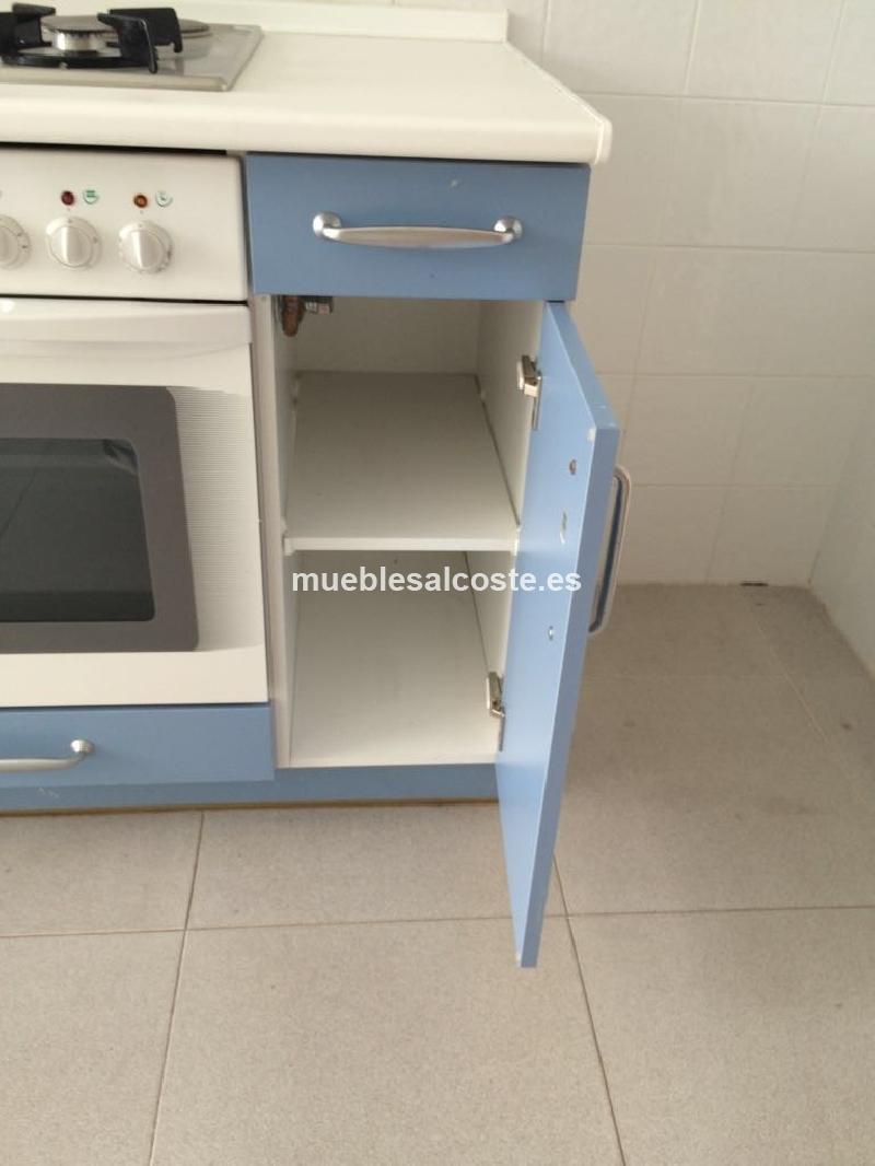 muebles y electrodomesticos de cocina cod 18609 segunda