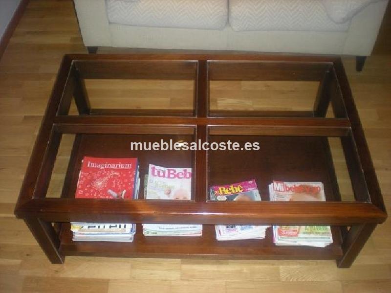 Mesas conjunto salon comedor sillas cod 18615 segunda - Sillas comedor segunda mano barcelona ...