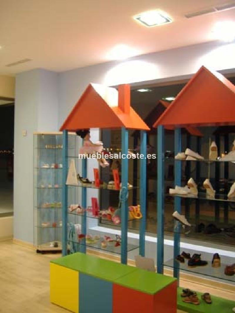 Estanterias Tienda Segunda Mano Trendy Compraventa Muebles  ~ Expositores Para Tiendas Segunda Mano