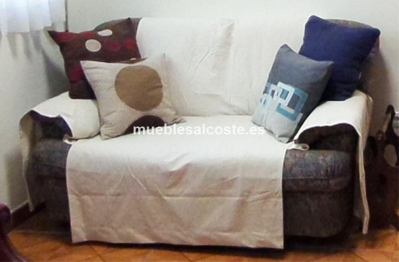 Sof cama de 90 cm cod 18704 segunda mano for Sofa cama 90 cm ancho