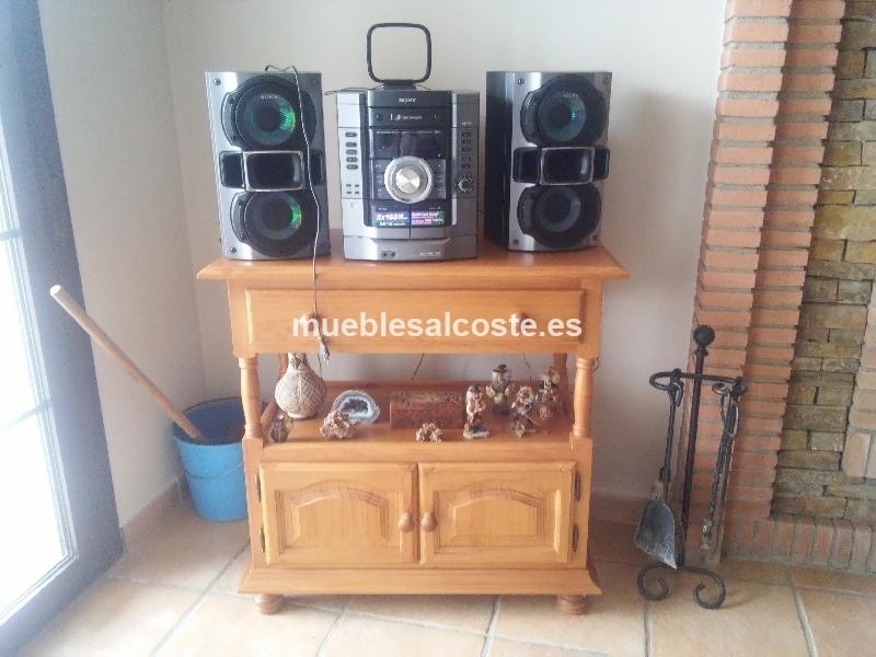 Mueble tv cod 18710 segunda mano for Mueble television segunda mano