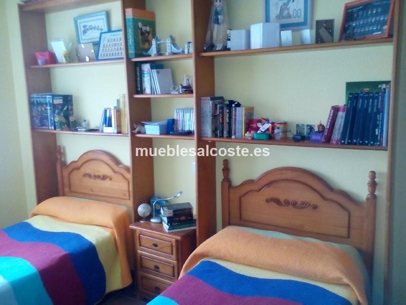 Dormitorio juvenil cl sico 18776 segunda mano - Dormitorio juvenil clasico ...