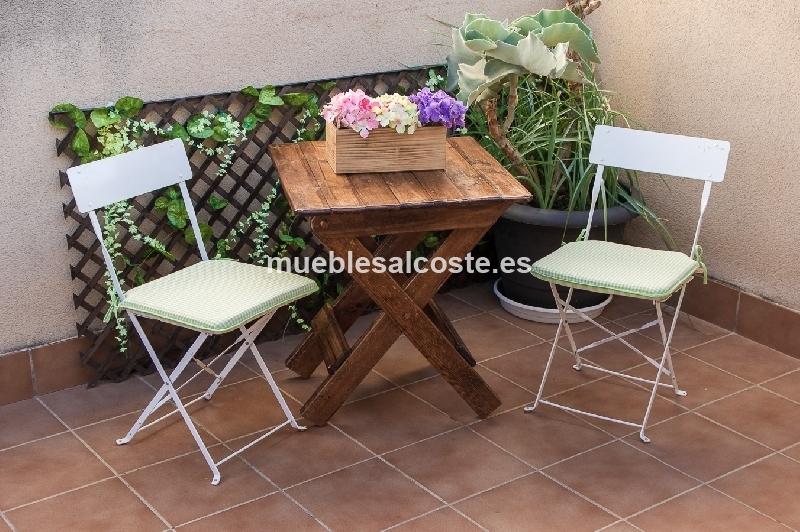 Mesa de jardin 18799 segunda mano for Jacuzzi de jardin de segunda mano