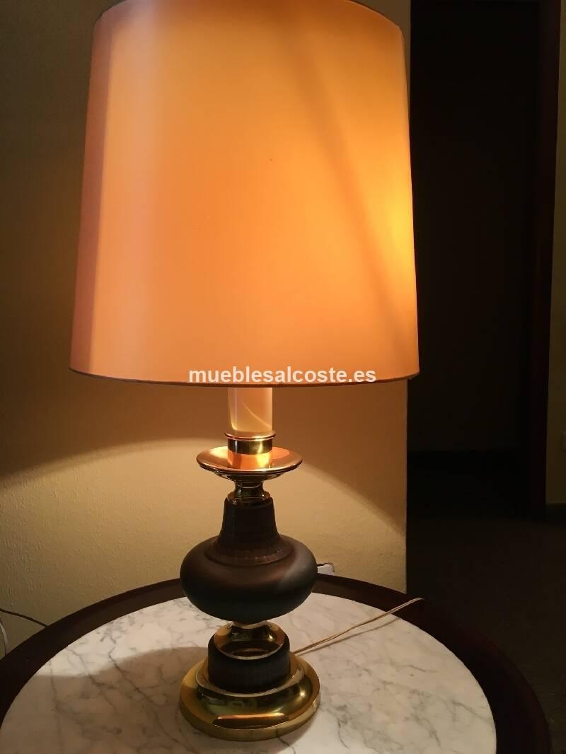 Lampara de sobremesa cod 18817 segunda mano - Segunda mano lamparas ...