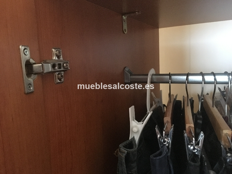 Armario Escobero Segunda Mano Zaragoza : Armario puertas cod segunda mano mueblesalcoste