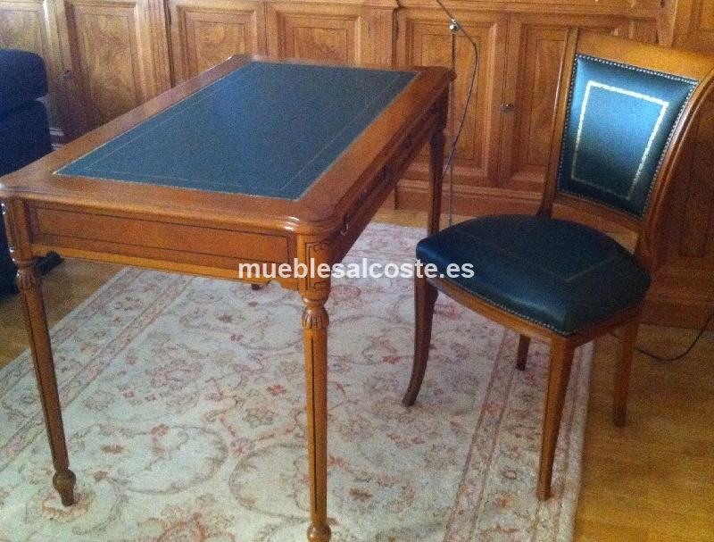 Escritorio con silla en perfecto estado cod 18856 segunda for Silla escritorio segunda mano