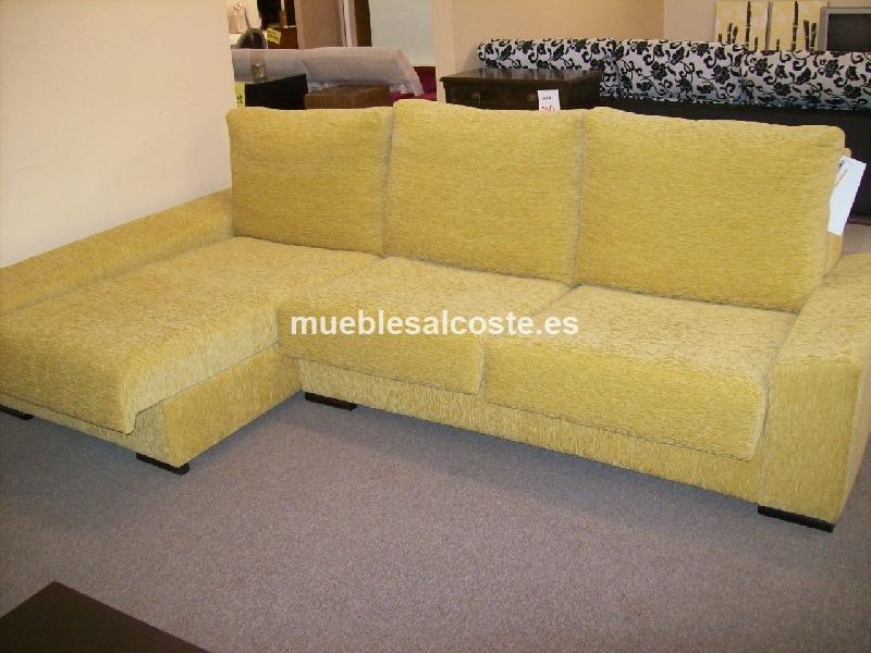 Sofa c chaisselonge cod 13075 liquidacion for Sofas alicante liquidacion
