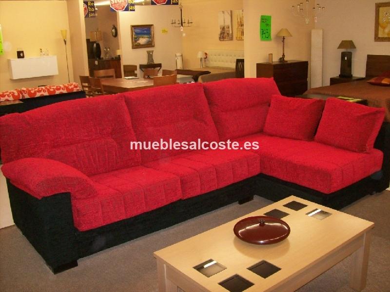 Sofa c chaisselonge cod 13077 liquidacion for Sofas alicante liquidacion